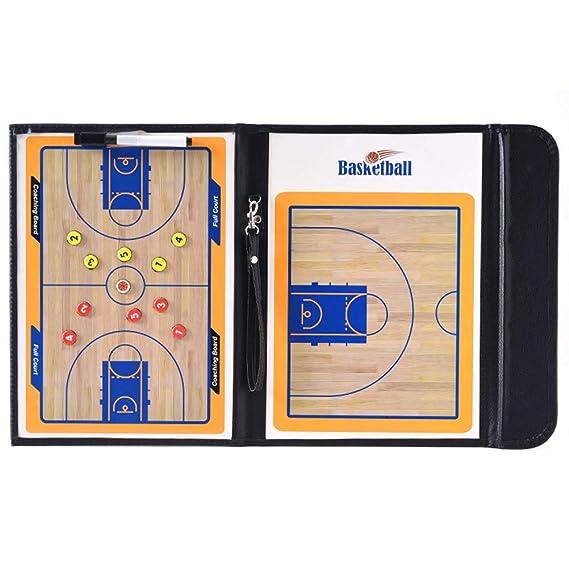 Basketball Coaching Board - Tabla de Entrenamiento de Baloncesto ...