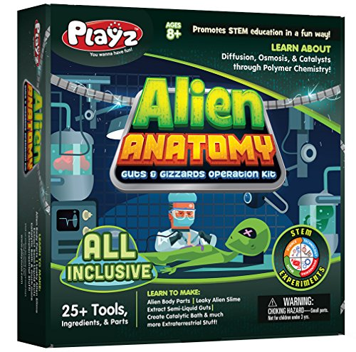 Playz Alien Anatomy Guts & Gizzards Operation Science Kit Only $14.24 (Was $49.99)