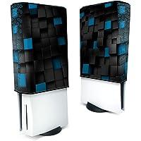 Capa Anti Poeira PS5 Vertical - Cubos