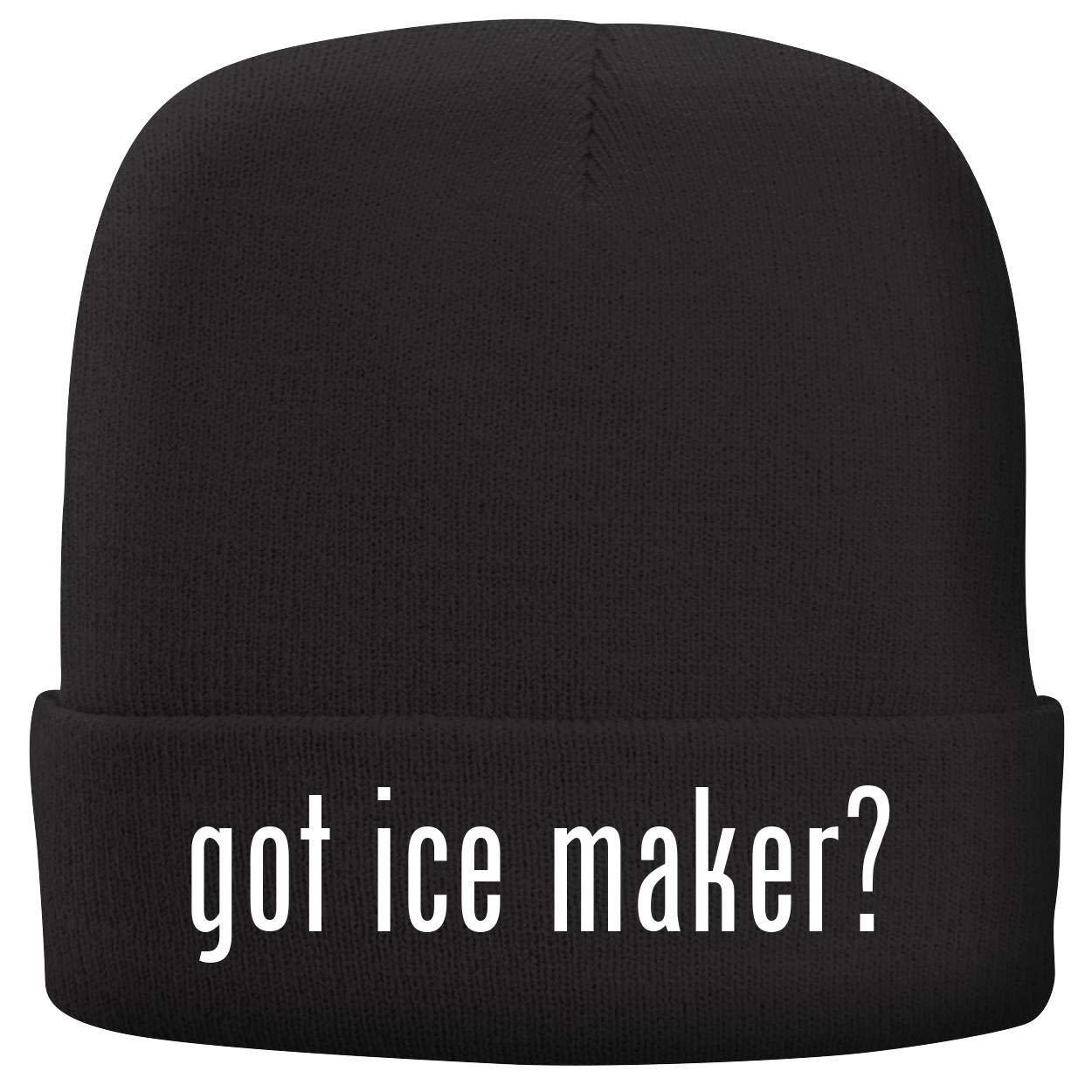 got ice Maker? - Adult Comfortable Fleece Lined Beanie
