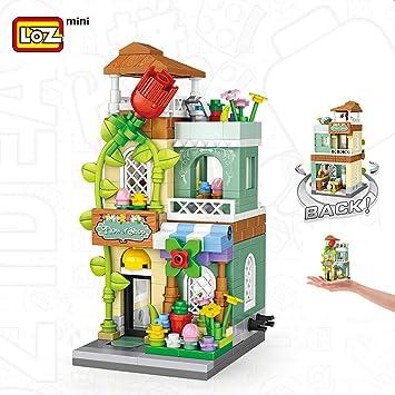 LOZ Building Blocks DIY Miniature Toys Kids Adults Kits Christmas Thanksgiving Birthday Gifts Street