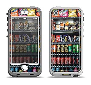 The Vending Machine Apple iPhone 5s LifeProof Nuud Case Skin Set (Skin Only)