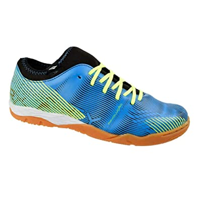 069cf06dadd2a Tênis Futsal Penalty RX-Pro IX Azul/Amarelo: Amazon.com.br: Amazon Moda