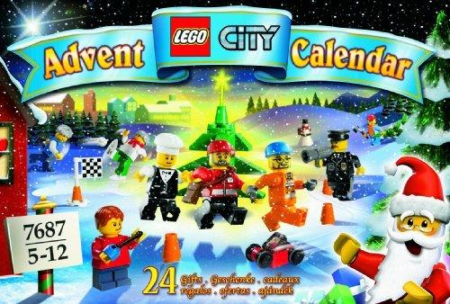 LEGO (LEGO) City Advent Calendar 7687
