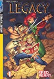 Legacy: First Inheritance Color Manga, Vol. 1
