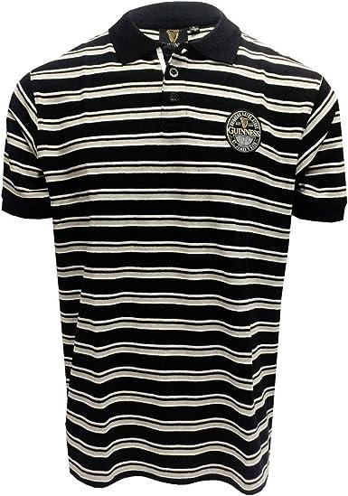 Guinness Woven Label Manga Corta De Los Hombres Camiseta ...