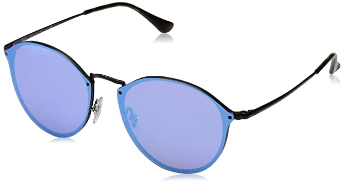 cb35b5ac7 Ray-Ban Mirrored Phantos Unisex Sunglasses - (0RB3574N153/7V59|58|Dark