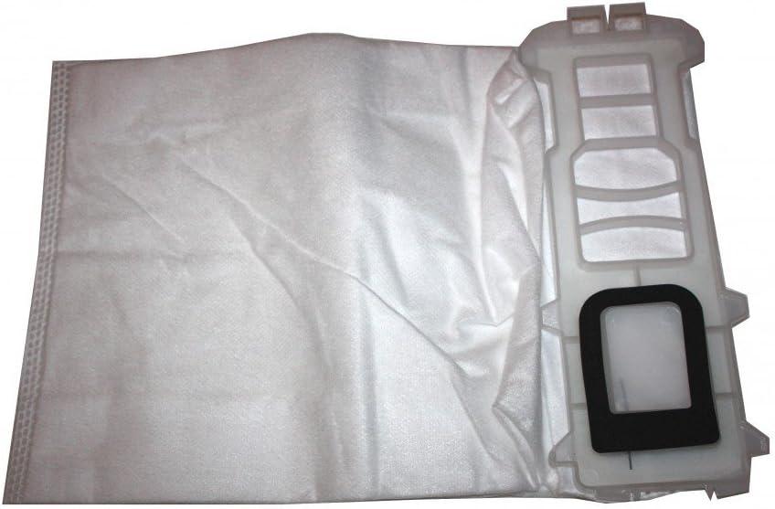 daniclean© 30 bolsas de fieltro para aspiradoras Vorwerk Kobold ...