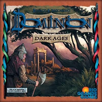 Dominion Dark Ages Expansion by Rio Grande Games