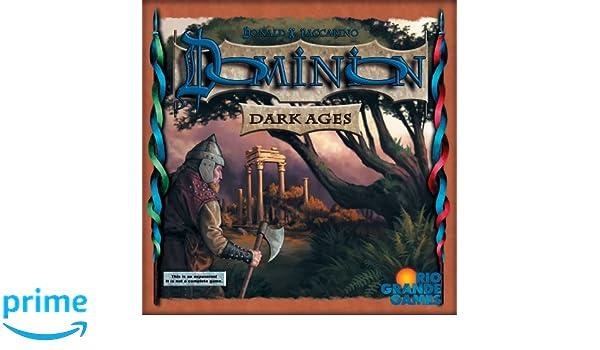 Dominion: Dark Ages - Juego de Mesa (en inglés): Amazon.es ...