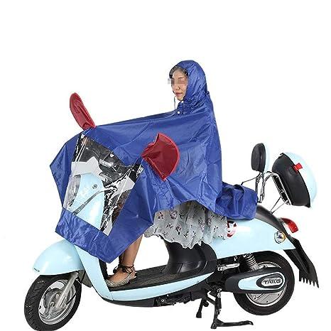 Liuzecai Abrigo de la Chaqueta de la Lluvia de Las Mujeres ...