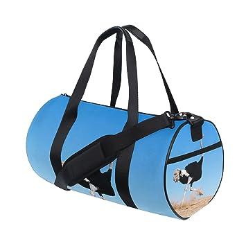 Amazon.com: Bolsa de deporte Ostrich para niños, bolsa de ...