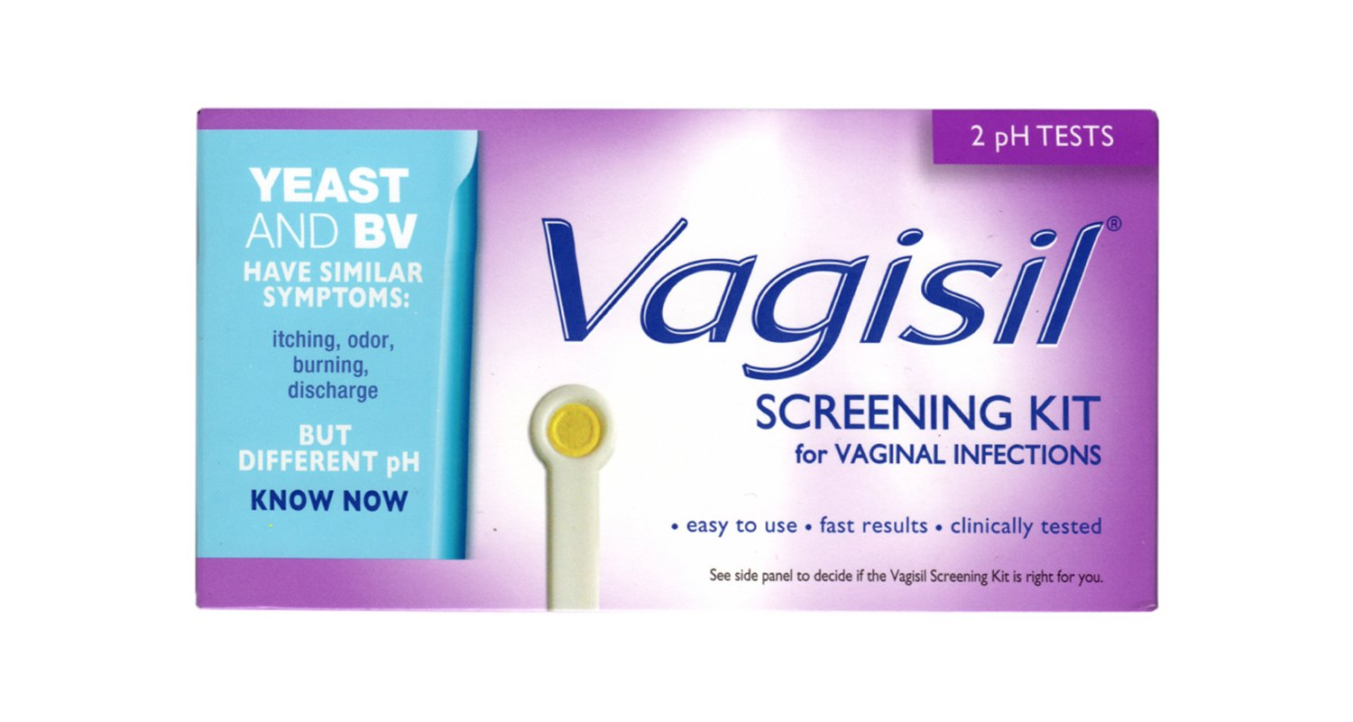 Amazon.com: Vagisil Screening Kit for Vaginal Infections, 2 PH Tests:  Health & Personal Care