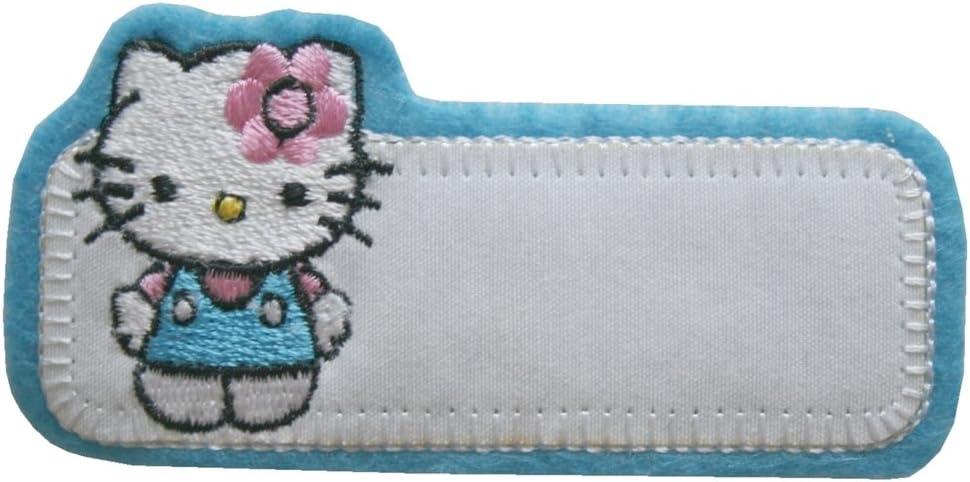 Parche plancha de planchar Hello Kitty 85 x 40 mm (1061): Amazon ...