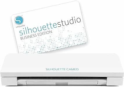 Silhouette Cameo 3 + Business Edition Software: Amazon.es: Informática