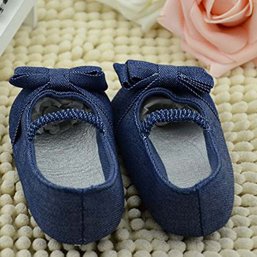 Vecty (TM) Baby Girl Chaussures Premi¨¨res Walkers Belles Sneakers Infant Girls Kids Shoes