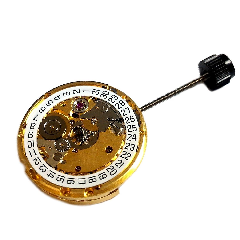 Original ETA Mecaline 2671 Automatik 25 Jewel Schweizer mechanische Bewegung