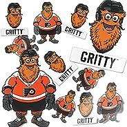 Philadelphia Flyers Gritty Mascot Team NHL National Hockey League Sticker Vinyl Decal Laptop Water Bottle Car