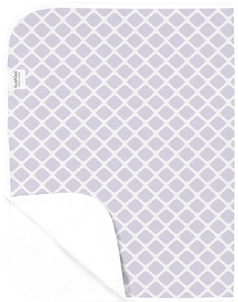 Kushies Baby Deluxe Change Pad, Pink Lattice P210-584