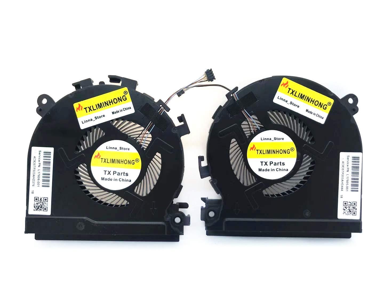 Cooler CPU / GPU para Hp Spectre X360 15-CH 15-CH011DX 1