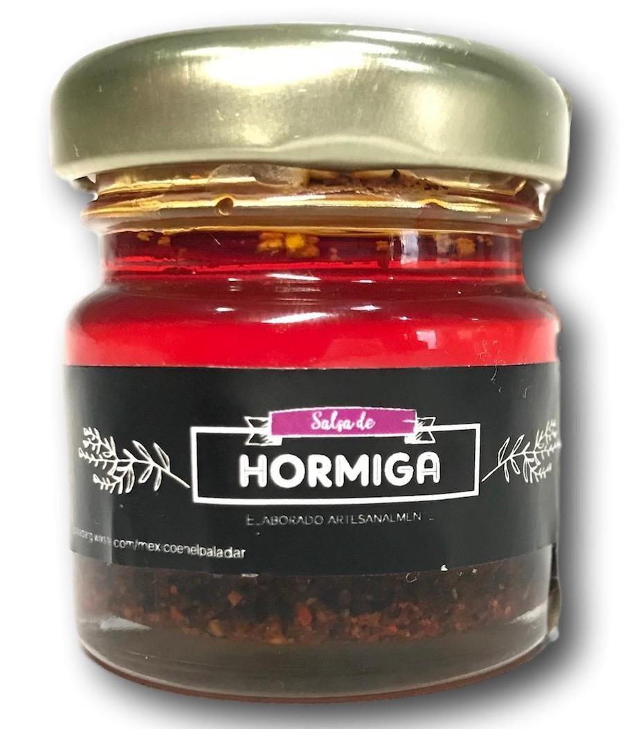 Salsa de Hormiga, Ant Sauce, 50gram. by Mexico en el Paladar