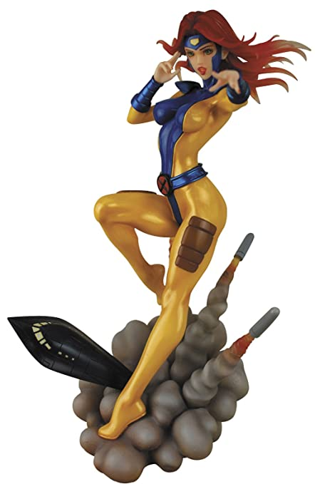 Marvel Kotobukiya Bishoujo Statue Jean Grey X-Men Action Figure Action- & Spielfiguren