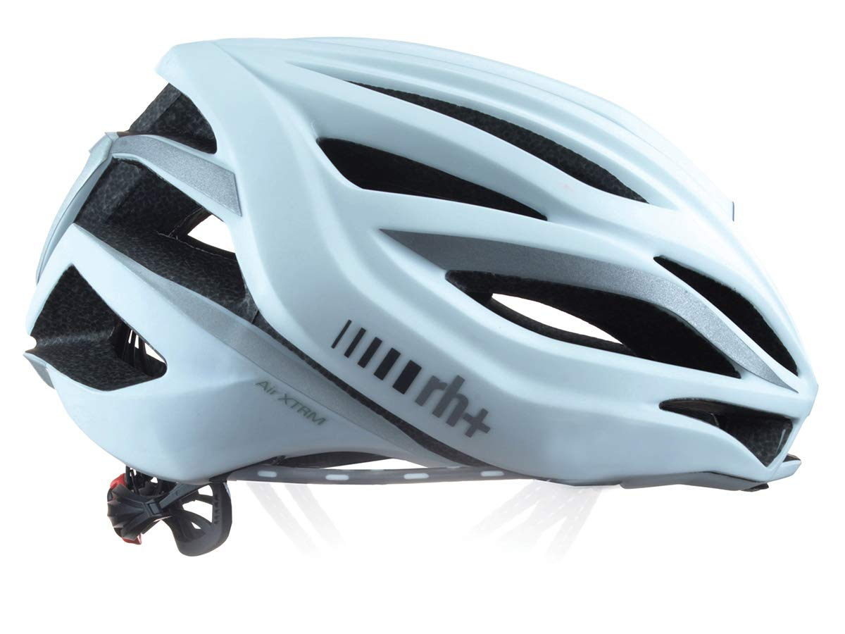 zerorh+ EHX6081 Air XTRM 02 マットホワイト/シルバーリフレックス ヘルメット XS/M   B07NXW7HRY