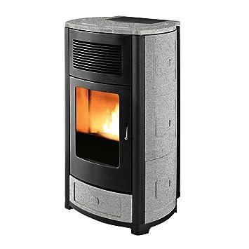 Pellet Horno MCZ Suite Hydro, con intercambiador de calor (22 Kw): Amazon.es: Jardín