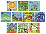 Barefoot Books Read Along Collection Book Set, Set of 10