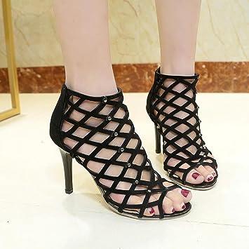 c83fe3fa9 Zapatos mujer ❤ Amlaiworld Zapatos de tacón mujer primavera verano Sandalias  tacon fiesta chanclas Zapatos