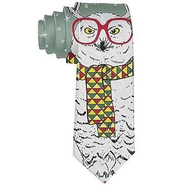 Warm Night Corbatas casuales para hombres, corbata de traje de ...