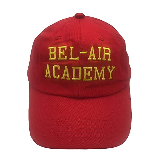47103f69 Image Unavailable. Image not available for. Color: ZXJbuxing Bel Air  Academy Hat Baseball Cap ...