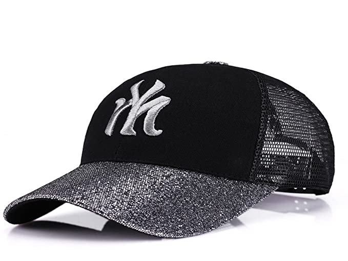Image Unavailable. Image not available for. Color  New Hats Ladies Summer  Baseball ... 799a175942b