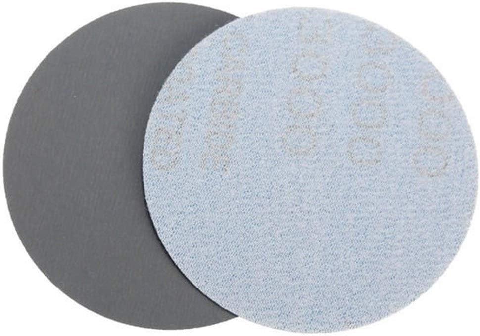 CHUNSHENN Abrasives 100pcs 3 Inch 3000 Grit Sanding Discs Self Adhesive Mixed Grit Sanding Polishing Sandpaper tool Abrasive Accessories