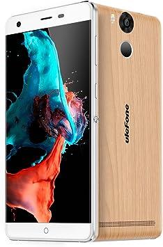 Ulefone Power - Smartphone Libre 4G Carga Rápida Teléfono Móvil ...