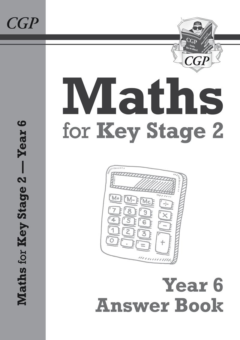 Download New KS2 Maths Answers for Year 6 Textbook PDF