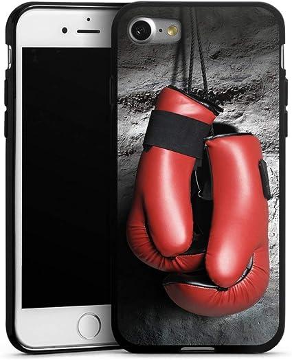 DeinDesign Coque en Silicone Compatible avec Apple iPhone Se (2020 ...