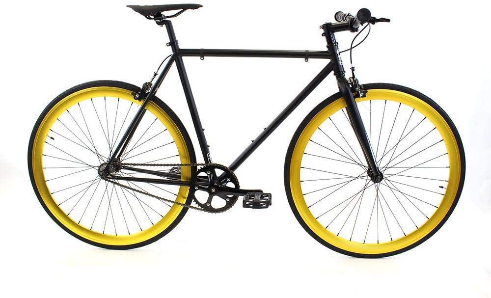Golden cycles single speed
