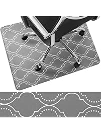 casa pura design chair mat carpet and hard floor protector for computer chair decorative