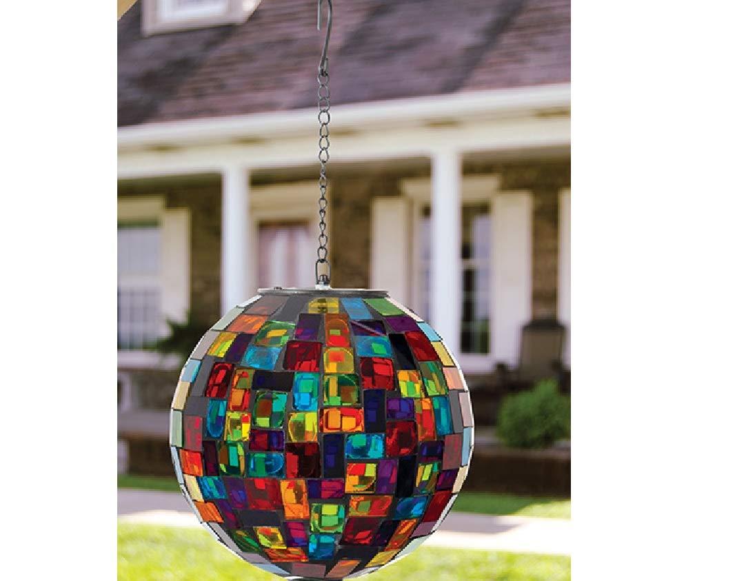 Carson Mosaic Multi Block Solar Orb