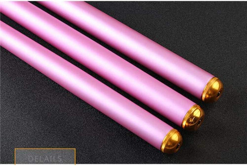 MNBV Súper Duro 19 Tono 8h Caña Alto Carbono Spinning Pole Rosa ...