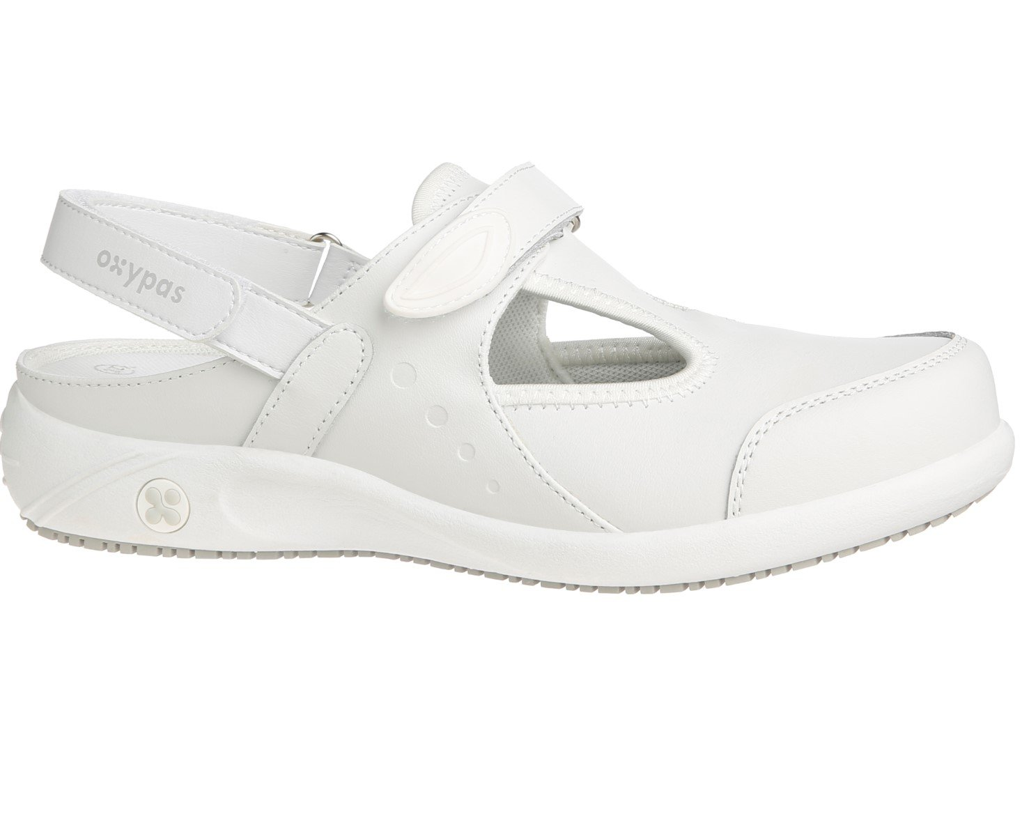 Oxypas Move Carin Slip-resistant, Slip-resistant, Slip-resistant, Antistatic Nursing scarpe, bianca (Wht) , 8 UK (EU  42) 5c30d3