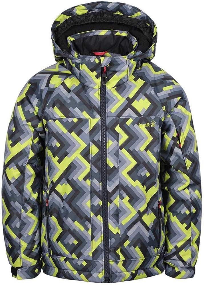Kamik Kids Baby Boy's Rusty Grid Jacket (Infant/Toddler/Little Kids/Big Kids)
