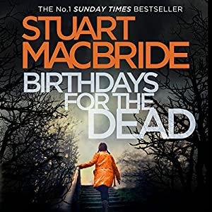 Birthdays for the Dead Audiobook