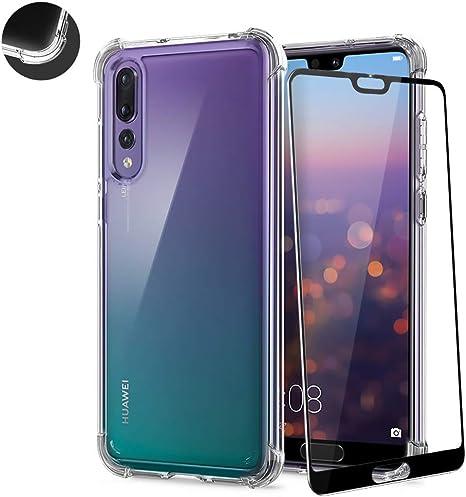 AChris Funda movil para Huawei Y7 2019 con Cristal Templado Choque ...