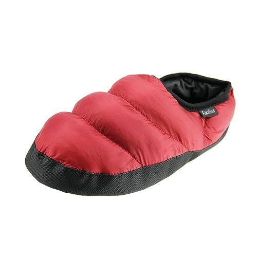 BXT - Zapatillas térmicas para Adulto con Forro Polar para casa o casa