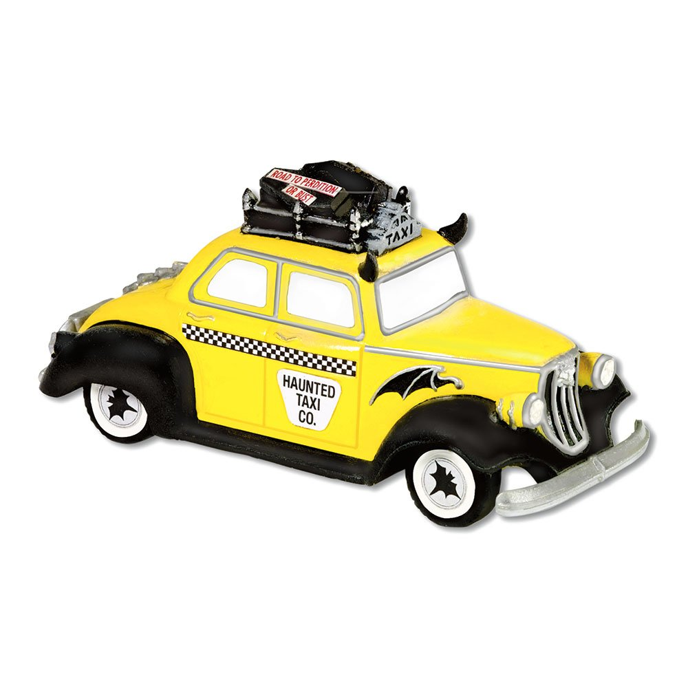 Dept 56 - Halloween Village - Haunted Taxi by Department 56 - 56.53213