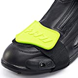 ILM Motorcycle Accessories Shifter Boots Shoe Protector Cover Gear Gifts 3 Colors (GREEN)