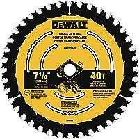 Deals on DEWALT DWA171440 7-1/4-in 40-Tooth Circular Saw Blade