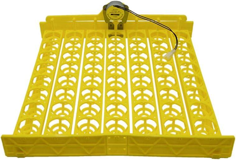 ZZM Bandeja giratoria automática Digital para Huevos, incubadora 48/56 incubadora de Huevos Turner Hatcher